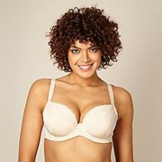 Natural Non Padded 3 Section T-Shirt Bra